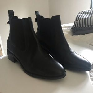 Worn only once Cole Haan boots!
